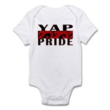 YAP PRIDE Infant Bodysuit