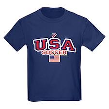 USA American Soccer T