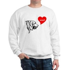Spanish Mastiff Sweatshirt