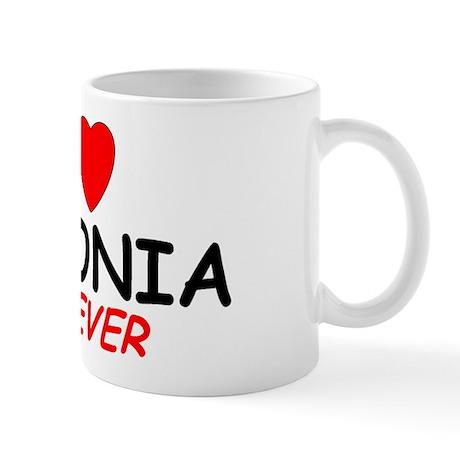 I Love Antonia Forever - Mug