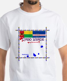 Cabo Verde Flags Shirt