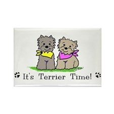 Funny Deedle designs Rectangle Magnet