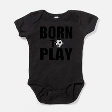 Cute Team usa soccer Baby Bodysuit