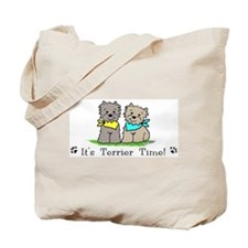 Cute Leslie zais Tote Bag