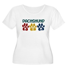 Dachshund Mom 1 T-Shirt