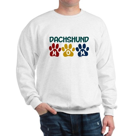 Dachshund Mom 1 Sweatshirt