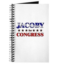 JACOBY for congress Journal