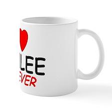I Love Ashlee Forever - Small Mugs