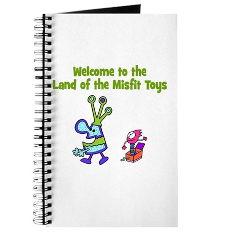 Land of the Misfits Journal