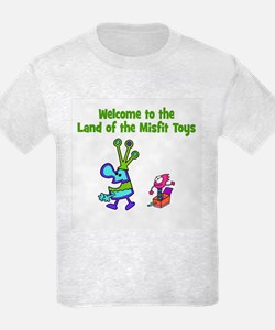 Land of the Misfits T-Shirt