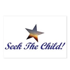 Seek The Child! Postcards (Package of 8)