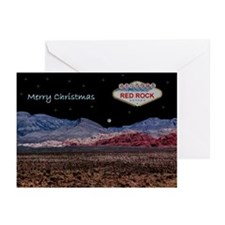 Red Rock Merry Christmas Cards 10