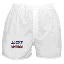 JACEY for congress Boxer Shorts