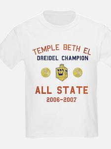 Dreidel Champion T-Shirt