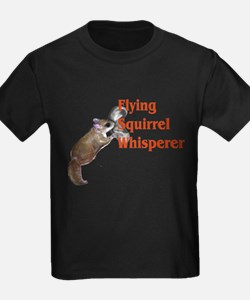 Flying Squirrel Whisperer T