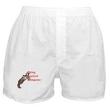 Flying Squirrel Whisperer Boxer Shorts
