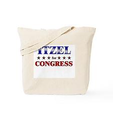 ITZEL for congress Tote Bag