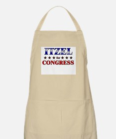 ITZEL for congress BBQ Apron