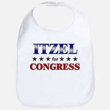 ITZEL for congress Bib