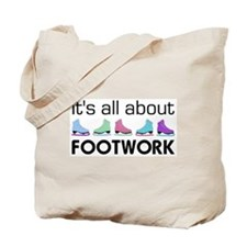 About Footwork Multi Skates Tote Bag