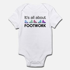 About Footwork Multi Skates Infant Bodysuit