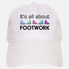 About Footwork Multi Skates Baseball Baseball Cap