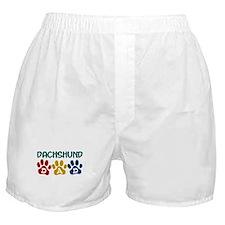 Dachshund Dad 1 Boxer Shorts
