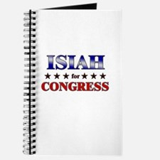 ISIAH for congress Journal