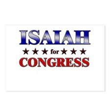 ISAIAH for congress Postcards (Package of 8)