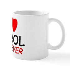 I Love Carol Forever - Mug