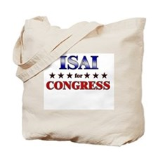 ISAI for congress Tote Bag