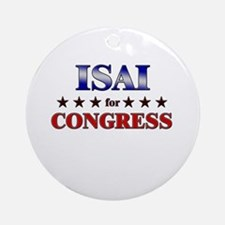 ISAI for congress Ornament (Round)
