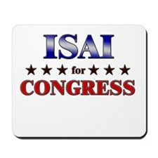 ISAI for congress Mousepad