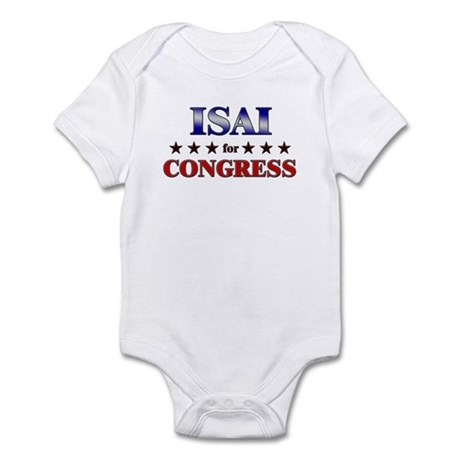 ISAI for congress Infant Bodysuit