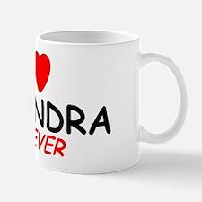 I Love Casandra Forever - Mug