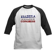 ISABELA for congress Tee