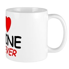 I Love Celine Forever - Mug