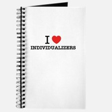 I Love INDIVIDUALIZERS Journal