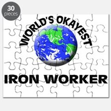 World's Okayest Iron Worker Puzzle