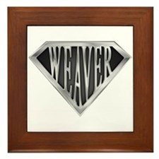 Superweaver(metal) Framed Tile