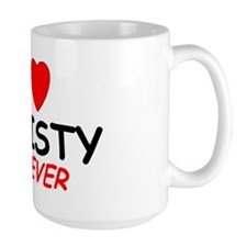 I Love Christy Forever - Mug