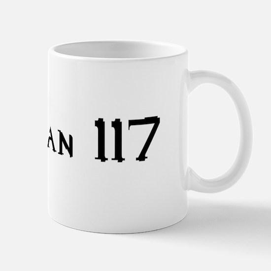 Spartan 117 Mug