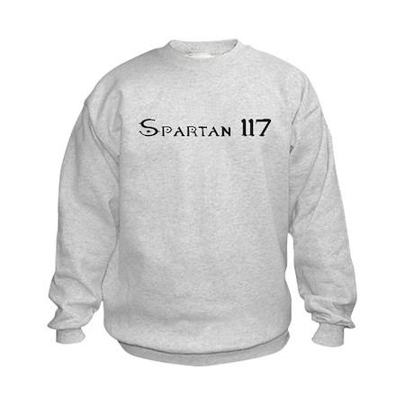 Spartan 117 Kids Sweatshirt