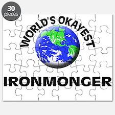 World's Okayest Ironmonger Puzzle