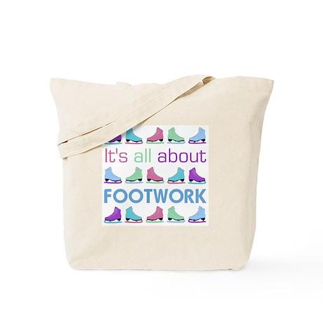 Footwork Multi Letters Tote Bag