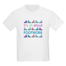 Footwork Multi Letters T-Shirt