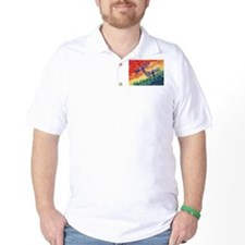 Rainbow Dragonflies T-Shirt
