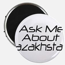 Ask me about Kazakhstan Magnet
