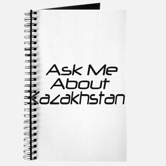 Ask me about Kazakhstan Journal