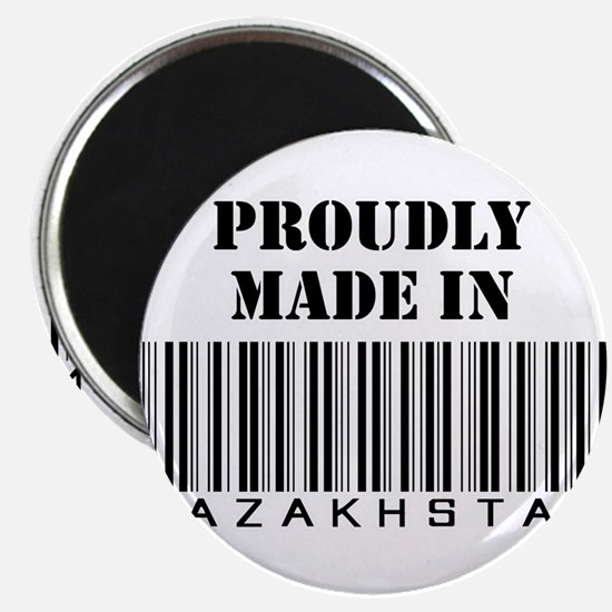 Proudly made in Kazakhstan Magnet